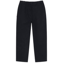 VANS SLIP ON BLACK/WHT